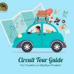 popular circuit tours of Madhya Pradesh