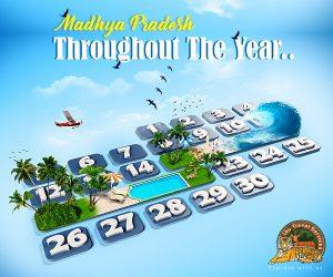 Madhya pradesh travels