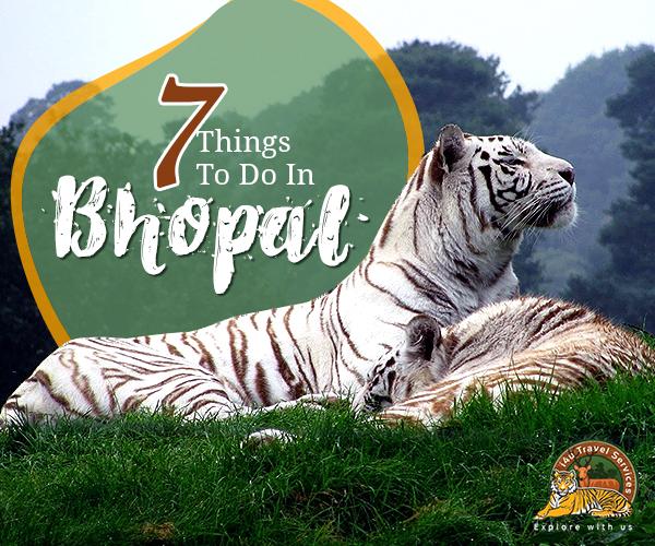 Van Vihar in Bhopal