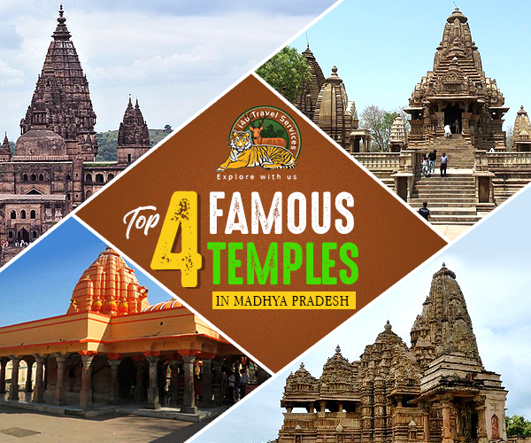 famous temples in madhya pradesh
